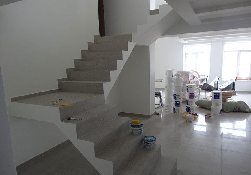 Жб лестницы под заказ. Фото конструкции