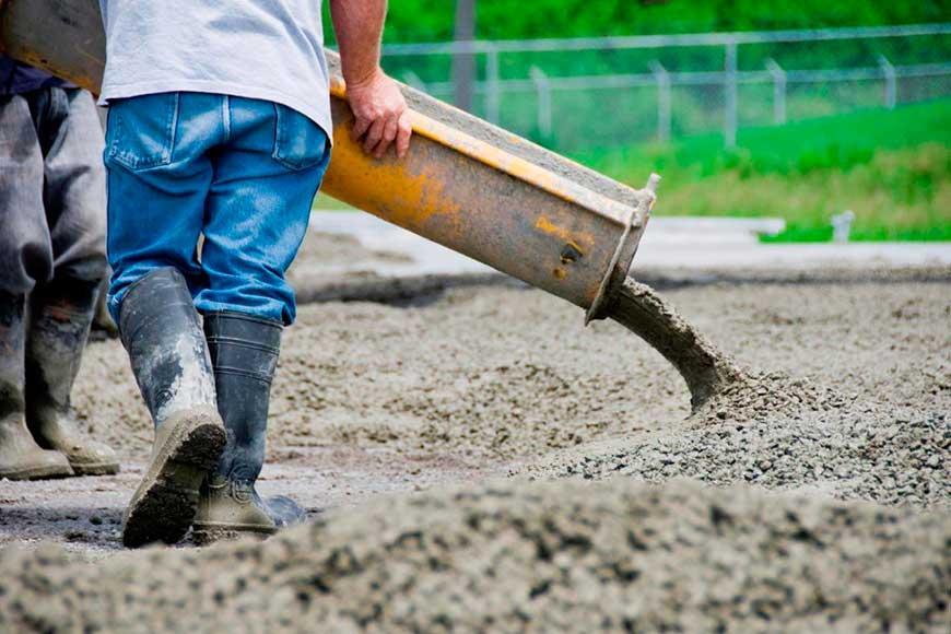 Купить цементобетон (фото)
