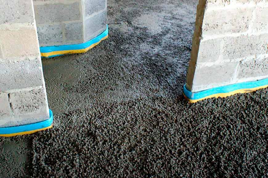 Легкий бетон (фото)