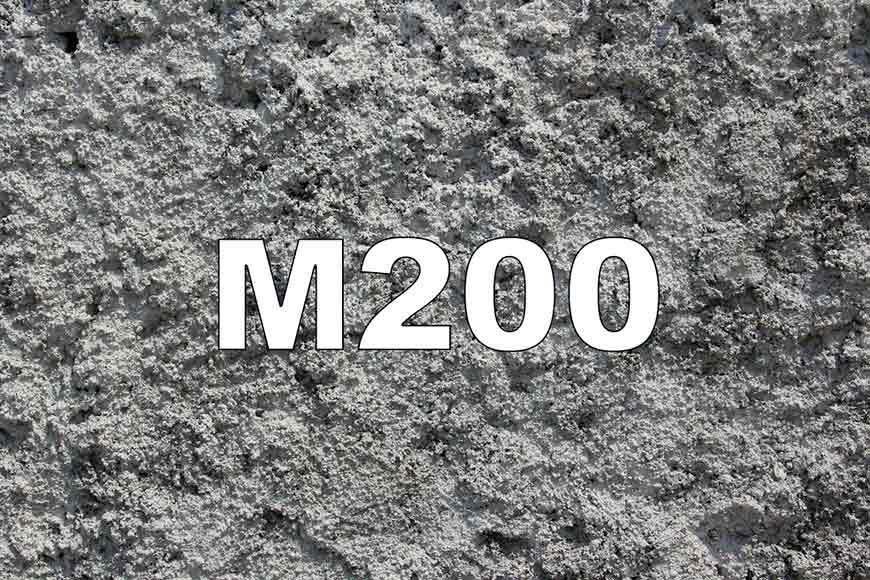 Раствор м200 (фото)