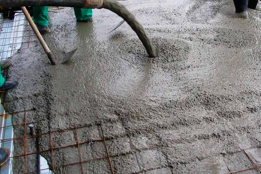Товарный бетон (фото)